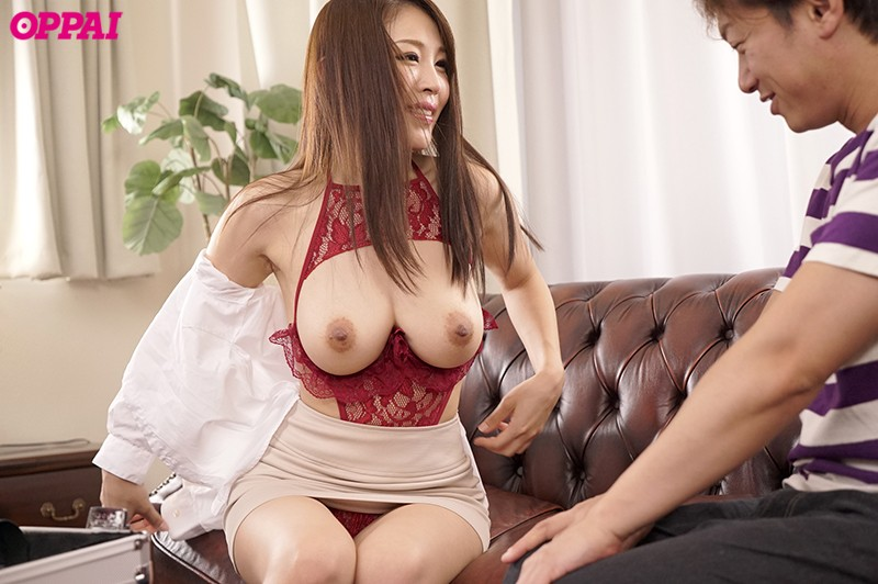 PPPD-715 The Provocative Sales Techniques Of A Luxury Lingerie Saleswoman With I-Cup Tits. Toka Rinne